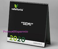 Logo Vallefiorita Calendario 2020 : ricevilo gratis