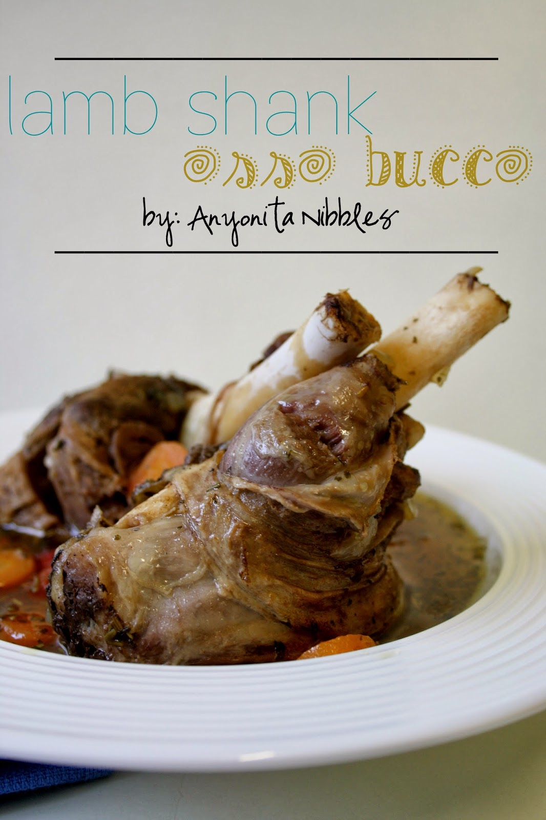 Forget the veal. Use lamb shanks to make osso bucco.