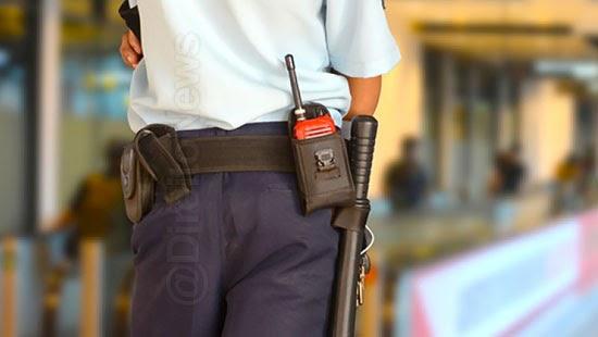 vigilante arma direito aposentadoria especial stj