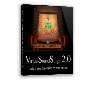 Download Parallax-Audio - Virtual Sound Stage Pro v2.0 Full version