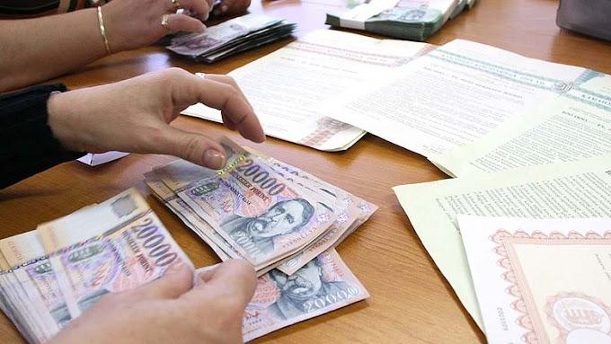 Csökkent a 12 hónapos diszkont kincstárjegy aukciós átlaghozama