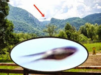 Penampakan UFO Di Atas Predeal Brasov Rumania