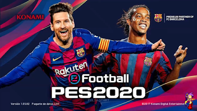 PES 2018 XBOX 360 Patch Season 2019/2020