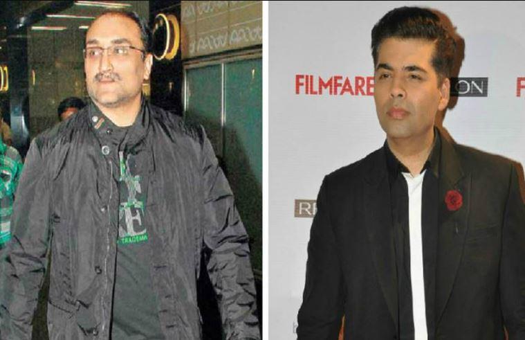 aditya chopra-karan johar- back to bollywood