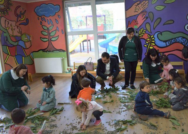 Postulación a Jardines Infantiles