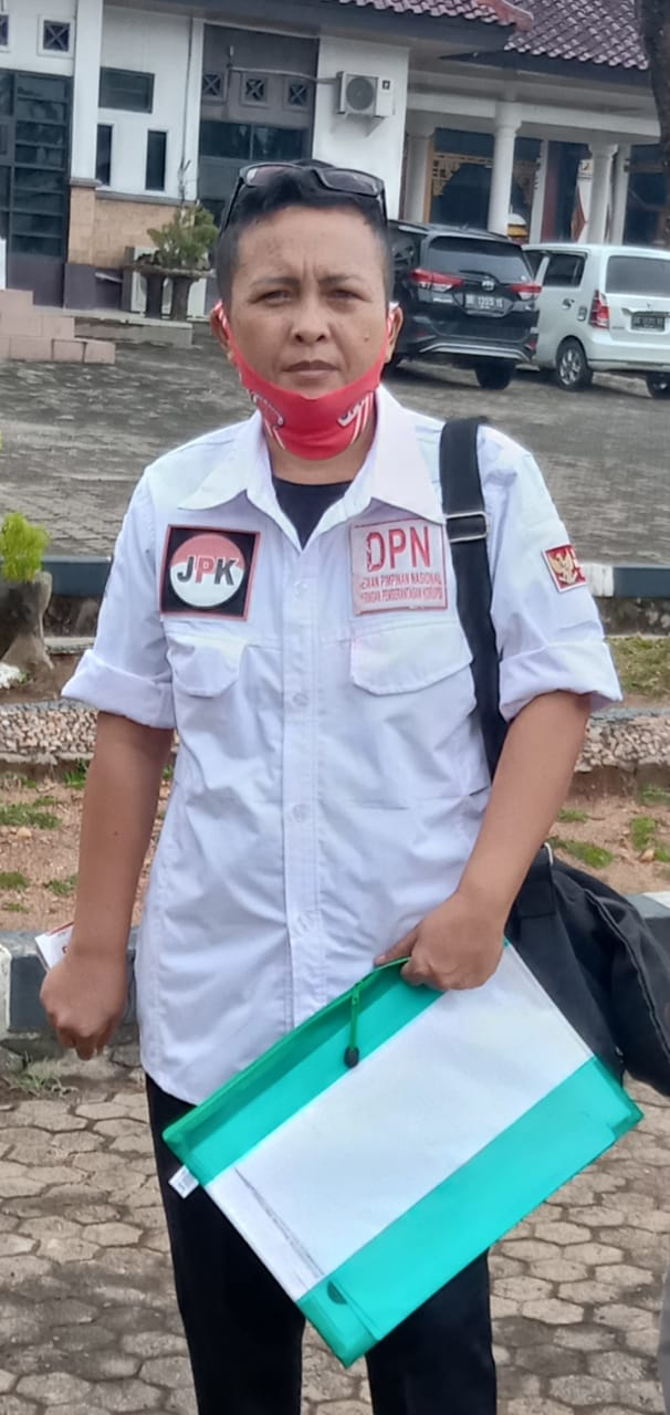 LSM JPK,ormas Dan forum Organisasi Media Massa Mengecam Keras ULP Lamteng.