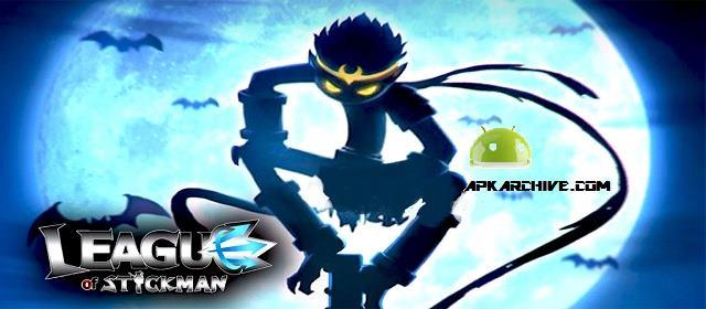 League of Stickman 2020 v5.9.6 [Mod] APK Oyun indir aksiyon