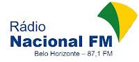 Rádio Nacional FM 87,1 de Belo Horizonte MG
