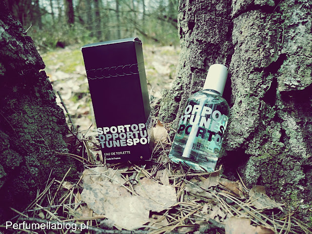 recenzja męskich perfum opportune sport by amway