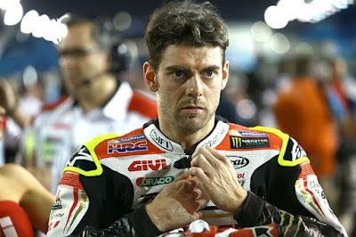GP16 Semakin Beringas, Crutchlow Menyesal Tinggalkan Ducati?