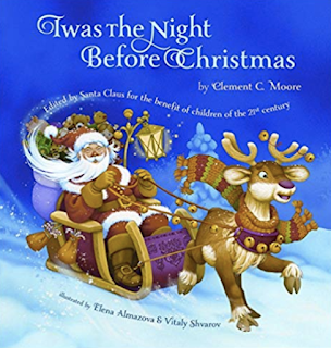 'Twas the Night Before Christmas- updated version