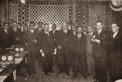 Componentes del Ajedrez Comtal Club