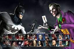 Mortal Kombat VS DC Universe PS3 CFW2OFW