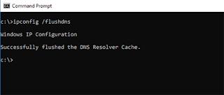 Cómo borrar la caché de DNS en Windows