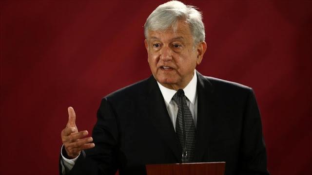 López Obrador da su primera rueda de prensa como presidente