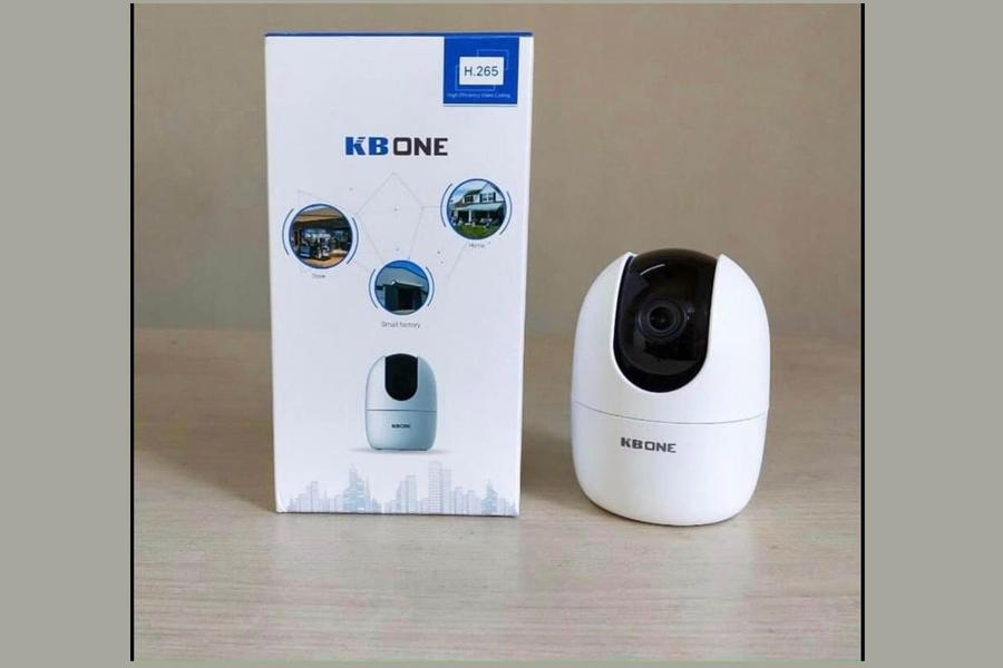 camera wifi không dây KBONE KN-H21P
