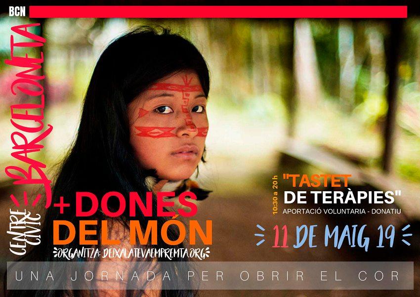 DONES DEL MÓN - Expansión de la consciencia, por Montserrat Garcia Jaume