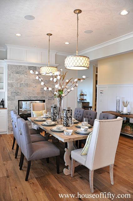 The Lilac Lobster Dining Room Delights