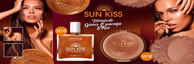 Farmasi Sun Kiss