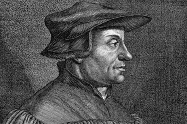 Reformador protestante Ulrico Zuinglio