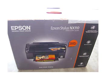 Epson Stylus NX110 Printer Review