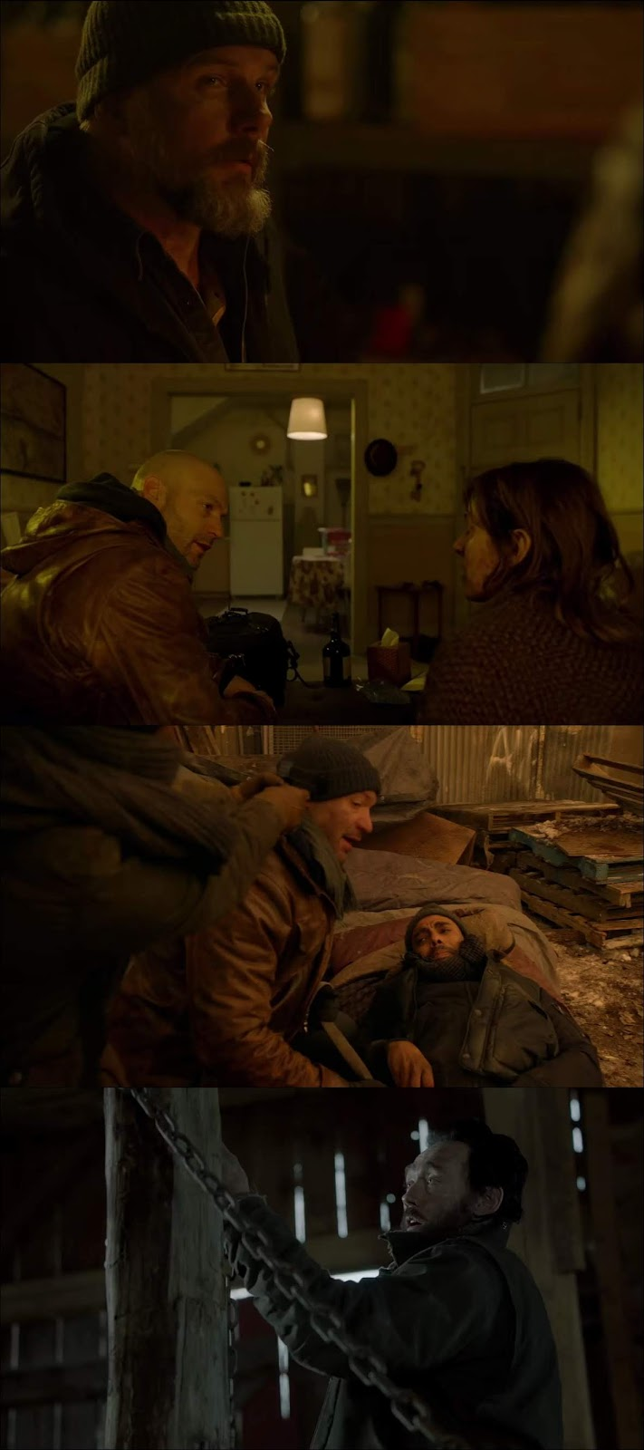 The Strain Temporada 4 Completa HD 720p Latino