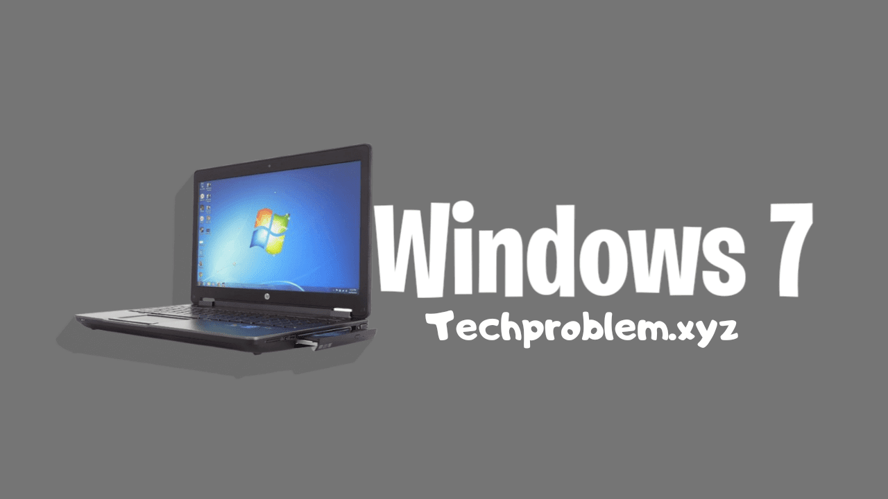 How to install Windows 7 by using a Flashdisk