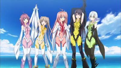 Anime Online Ao no Kanata no Four Rhythm BD