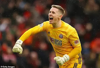 Man Utd will 'seek another loan move for Dean Henderson'