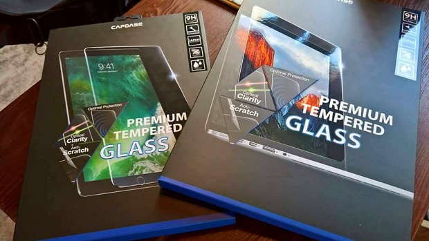 Capdase Tempered Glass with ABL