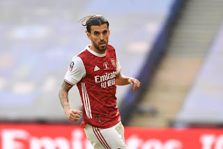 Source: Real Madrid has reject Arsenal's new loan offer for Ceballos