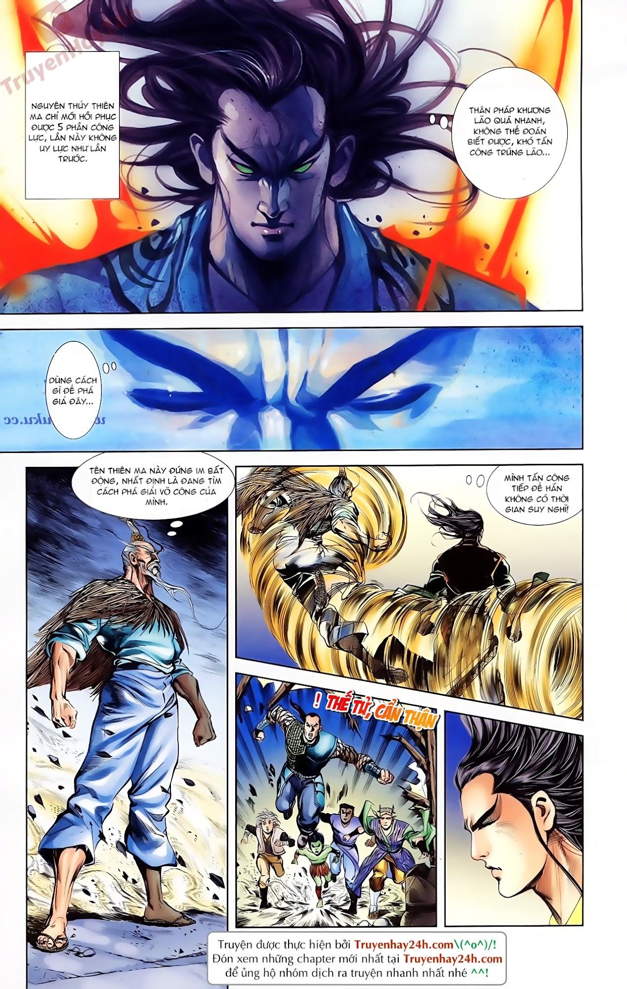 Cơ Phát Khai Chu Bản chapter 77 trang 28