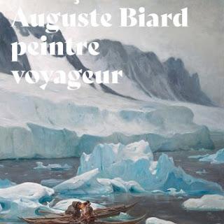 François-Auguste Biard - Exposition à la Maison de Victor Hugo - Du 5 Novembre 2020 au 5 Mars 2021.