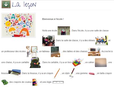 http://www.bonjourdefrance.com/exercices/contenu/le-vocabulaire-de-lecole-en-francais.html