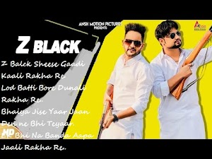 Z BLACK (Official lyrics) | MD KD