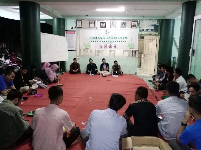 Program Teras Pemuda PTKP HMI Cabang Padang, Mempertegas Arah Gerakan Mahasiswa