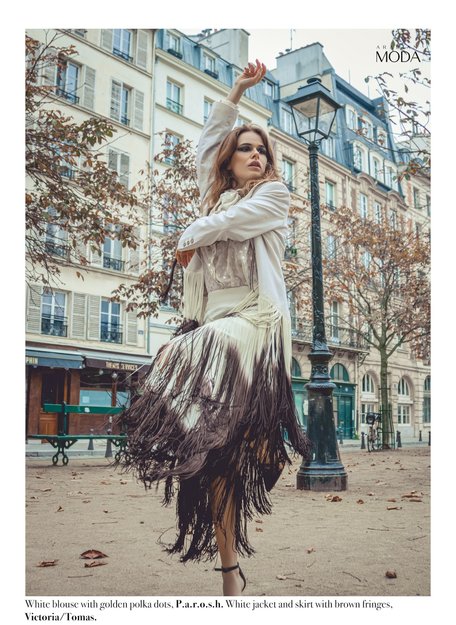 Arabian Moda x Parosh x Victoria/Tomas
