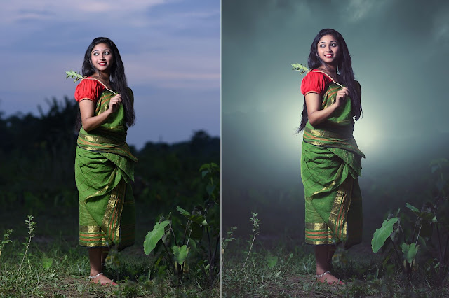 How to Edit Photography Photo/Change background with Photo Manipulation