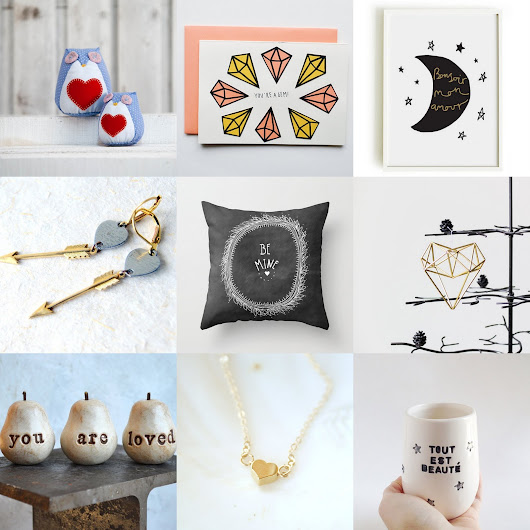 ETSY PARADE | VALENTINE'S DAY PICKS