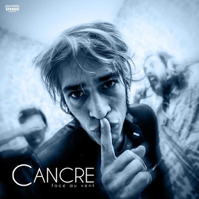 Avec Face Au Vent, Cancre nous offre une bourrasque rock