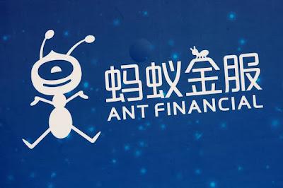 Apa itu unicorn ant finansial