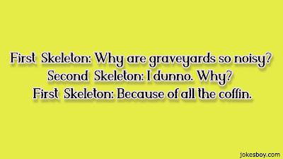 skeleton puns