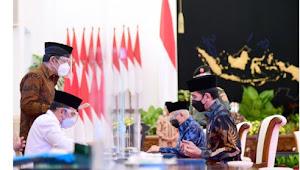 Presiden Jokowi: Zakat bisa ditunaikan secara daring