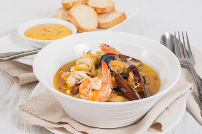 Bouillabaisse - 10 Countries Around the World Serving Scrumptious Seafood Dishes
