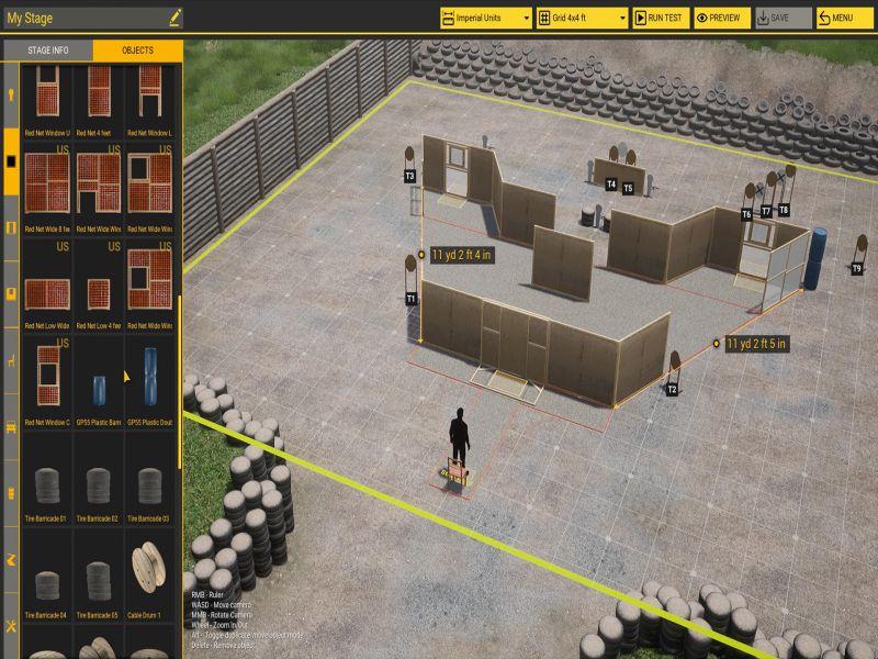 Practical Shooting Simulator PC Game Free Download