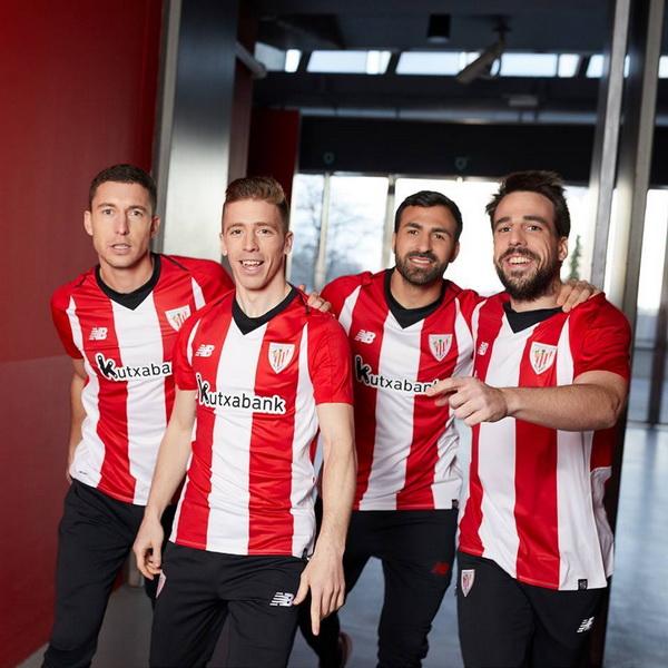 ... camiseta del Athletic de Bilbao baratas 2018 2019. Creada para  conmemorar el 120 aniversario del club cd570a86b4095