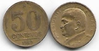 50 centavos, 1949