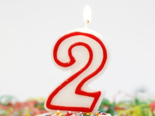 Happy Second Birthday To Cinematic Paradox