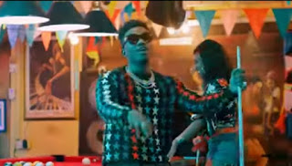 VIDEO | Rayvanny Ft  Mayorkun - Gimi Dat mp4
