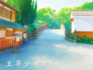 Gotoubun no Hanayome ∬ OP & ED Single - Gotoubun no Katachi/Hatsukoi